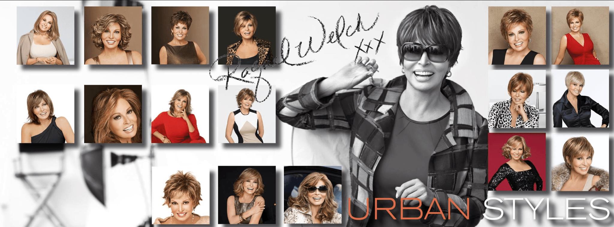 Raquel Welch Urban Styles