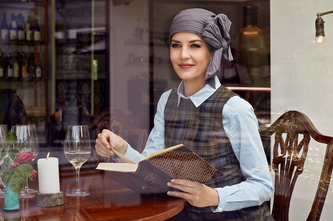 Naisten päähine | Christine Headwear