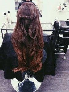 Hairtalk 55cm pidennykset